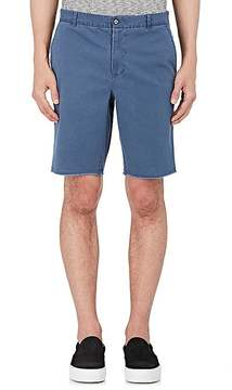 ATM Anthony Thomas Melillo MEN'S SUN-BLEACHED STRETCH-COTTON SHORTS