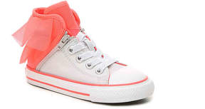 Converse Girls Chuck Taylor All Star Block Party Infant & Toddler High