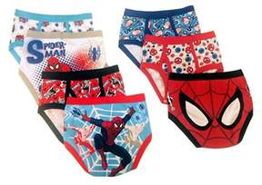 Spiderman Toddler Boys Underwear, 7 Pack