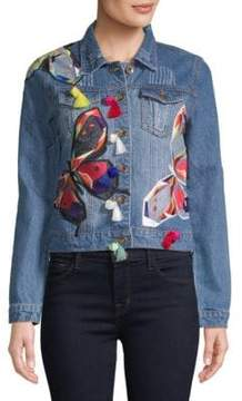 Bagatelle Patchwork Denim Jacket