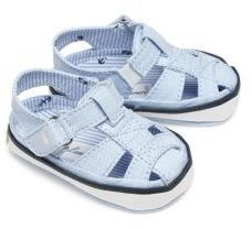 Ralph Lauren Baby's Layette Sander Fisherman II Sandals