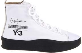 Y-3 Y-3high-cut Sneakers