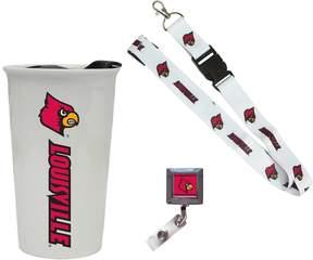 NCAA Louisville Cardinals Badge Holder