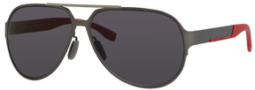 Safilo USA BOSS 0669 Polarized Aviator Sunglasses