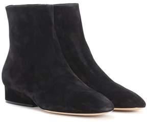 Salvatore Ferragamo Pisa 30 suede ankle boots