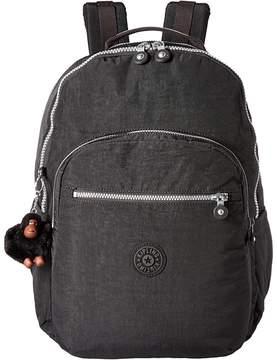 Kipling Seoul XL Backpack Bags - BLACK - STYLE