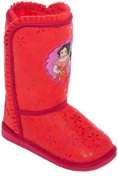 Disney Elena Winter Boots-Girls