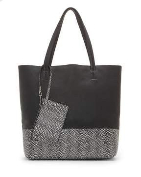 Vince Camuto Ebba Mixed-material Tote