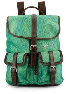 Robert Graham Stellen Paisley-Print Backpack