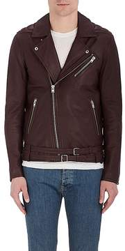 IRO Men's Onome Leather Moto Jacket