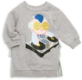 Fendi Baby Girl's Graphic Dress