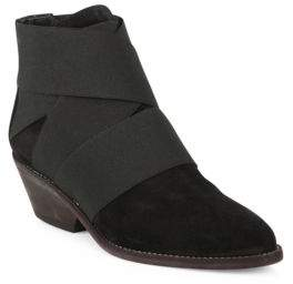 Ld Tuttle The Smoke Suede & Elastic Booties