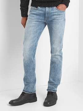 Gap Thermolite® slim fit jeans with stretch