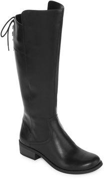 Arizona Chet Wide Calf Womens Riding Boots