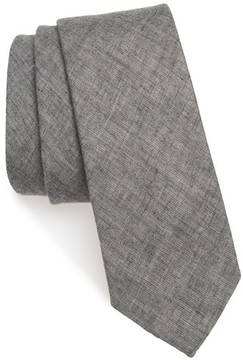 1901 Men's Bedell Solid Cotton Tie