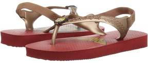 Havaianas Baby Heroes Flip-Flop Girls Shoes