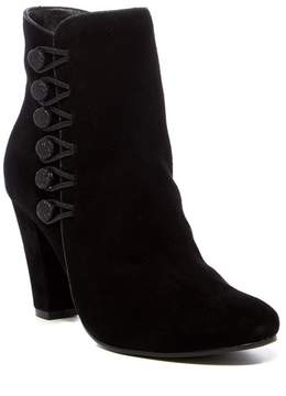 Catherine Malandrino Pepper Button Bootie
