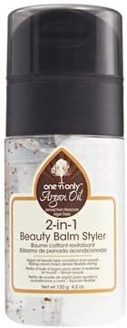 One 'N Only Argan Oil 2 in 1 Beauty Balm Styler