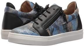 Giuseppe Zanotti Kids Camufly Sneaker Kid's Shoes