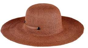 San Diego Hat Company Women's Packable Paper Sun Brim Hat With Tab Pbl3079.