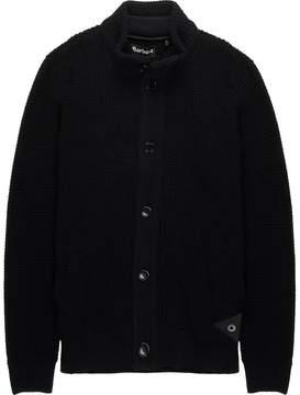 Barbour Helm Button Through Sweater - Men's