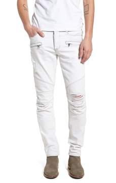 Hudson Blinder Biker Skinny Fit Moto Jeans