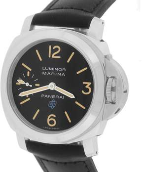 Panerai Luminor PAM00631 Stainless Steel with Black Dial 44mm Mens Watch