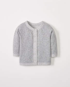 Hanna Andersson Reversible Cardigan In Organic Cotton