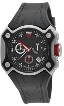Kenneth Cole Desmo Ronda Chronograph Watch