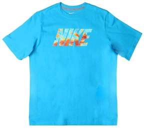 Nike Big Boys' (8-20) Thermal Map Graphic T-Shirt
