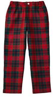 Oscar de la Renta Boys' Classic Wool Slim Pant.