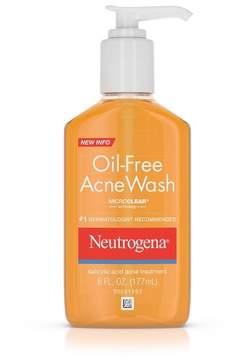 Neutrogena® Oil-Free Acne Wash- 6 Oz