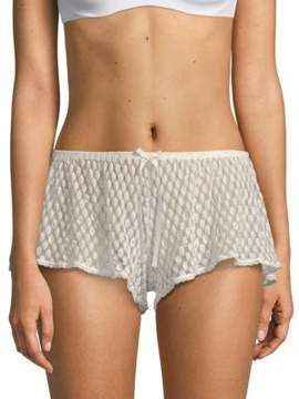 Eberjey Love Always Ruffled Shorts