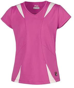 Fila Girls' Short Sleeve Top