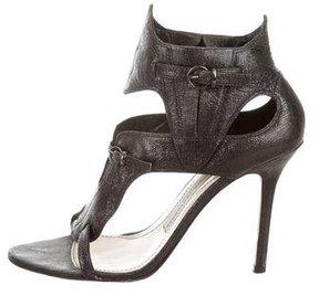 Camilla Skovgaard Textured Leather Sandals