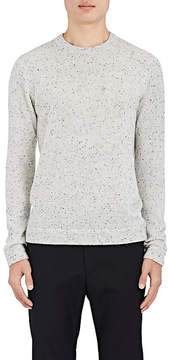 ATM Anthony Thomas Melillo Men's Donegal-Effect Cashmere Sweater