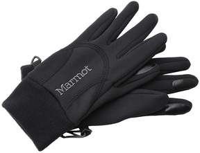 Marmot Women's Power Stretch Glove Extreme Cold Weather Gloves