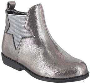 Mia Pewter Sugar Plum Ankle Boot