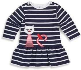 Florence Eiseman Toddler's & Little Girl's Cotton Knit Long Sleeves Dress