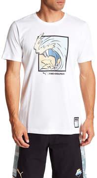Puma Roaring Waves Graphic Tee