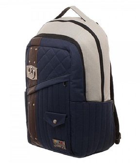 Navy & White Hans Solo Backpack