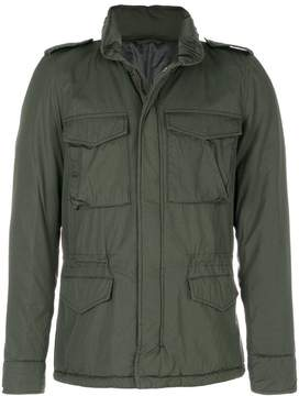 Aspesi zipped fitted jacket
