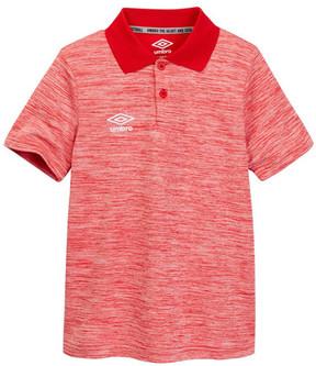 Umbro Heathered Polo Shirt (Big Boys)
