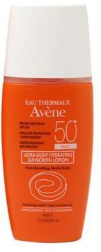 Avene Ultra-Light Hydrating Sunscreen Lotion, Face SPF 50+