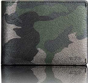 Tumi Nassau Sig Double Billfold Wallet