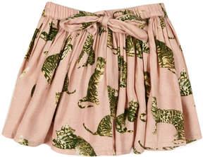 Simple Giulia Cat Skirt