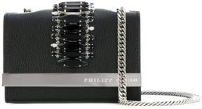 Philipp Plein gem embellished shoulder bag