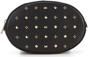 Michael Kors Studded Oval Belt Bag