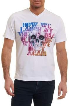 Robert Graham Men's How We Laugh T-Shirt