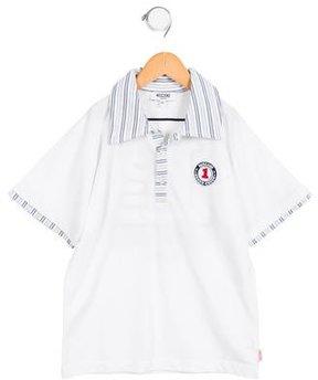Moschino Boys' Logo Polo Shirt w/ Tags